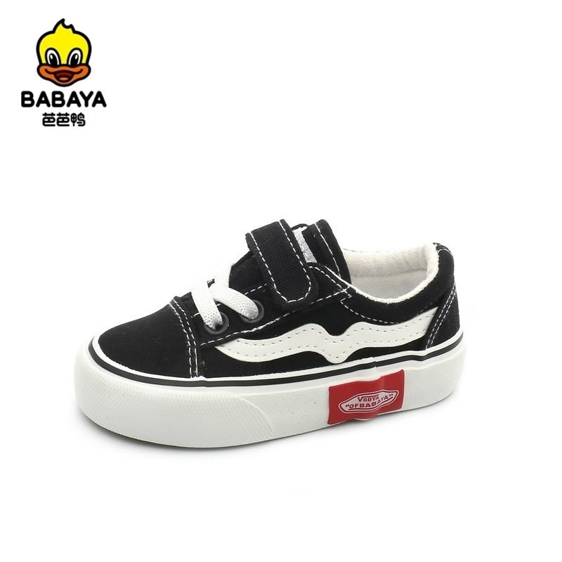 Bambini tela 1-3 anni Soft-Soluded Boys Baby Girls Sport Toddler Scarpe Casual Casual Sneakers 201026