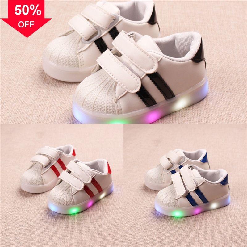 Niño niño zapatos niña spiederman zapatos zapatillas zapatillas zapato zapatillas las luz flash led fibra óptica zapatillas zapatillas zapatos led luminoso f