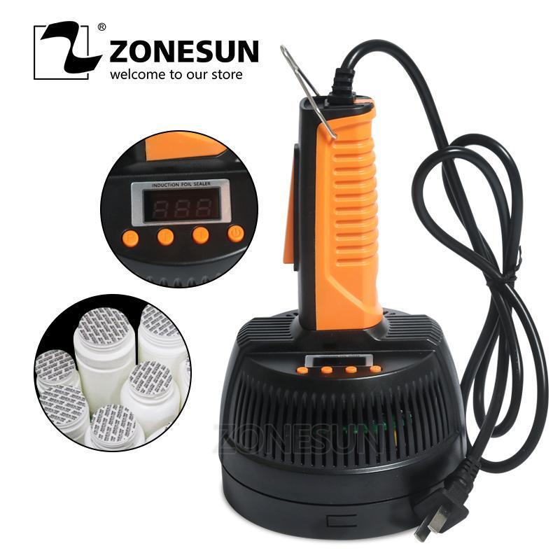 2021 ZONESUN Hand Held Electromagnetic Induction Sealer ...