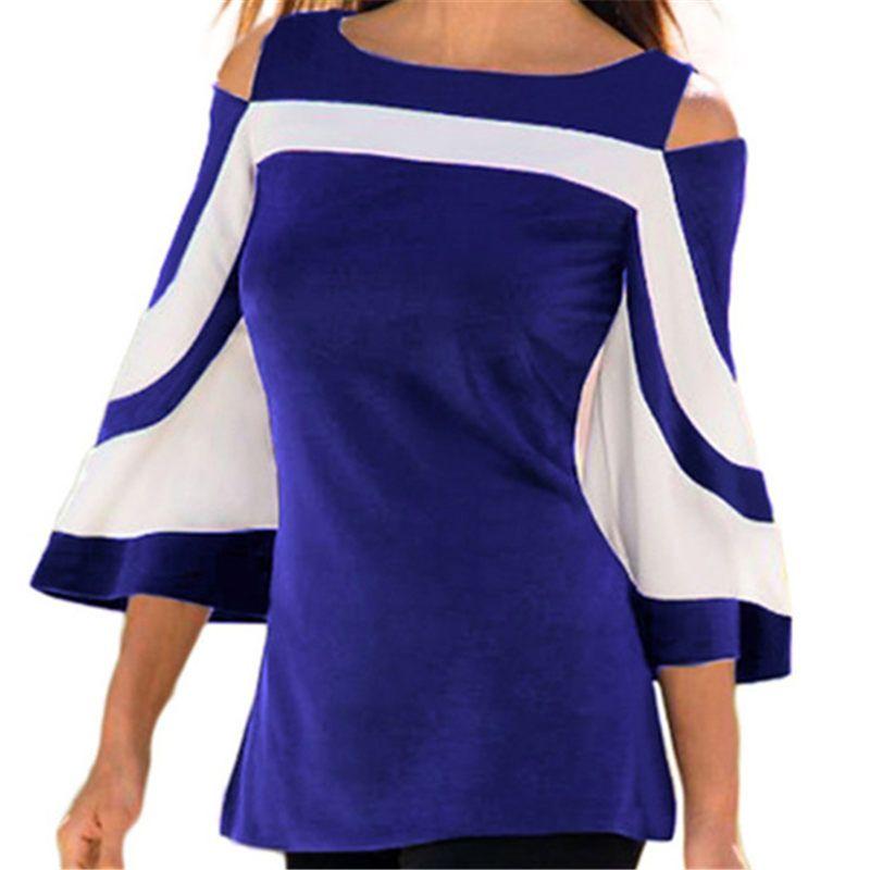 Vogue Tasarım Kadın T Gömlek En Kaliteli Bayanlar Kısa Kollu Süper Yumuşak Rahat Gömlek Hip Hop Tişörtleri Bayan Giyim Tops