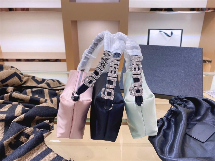 2020 Hot Woman'S HandInsDiamond Bag Fashion Woman InsDiamond Bag Leather HandInsShoulder InsDiamond Bag Crossbody Insfor Ladies Mess#64433111