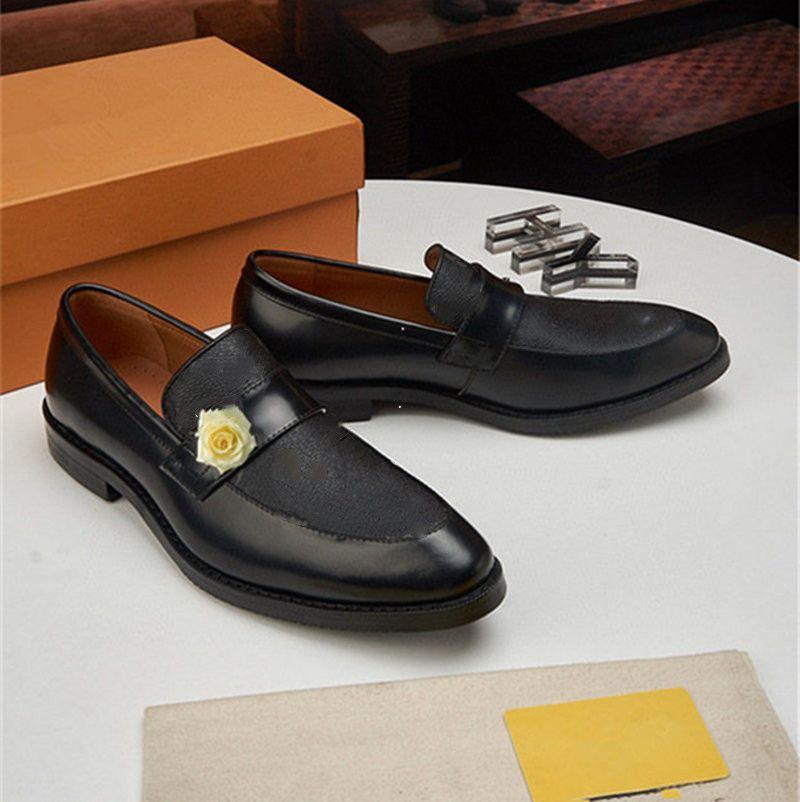 Alta Qualidade Moda de Luxo Azul Prata Homens Sapatos Mocassin Homme Genuine Couro Casual Sapatos Menores Formal Sapatos Tamanho 38-45