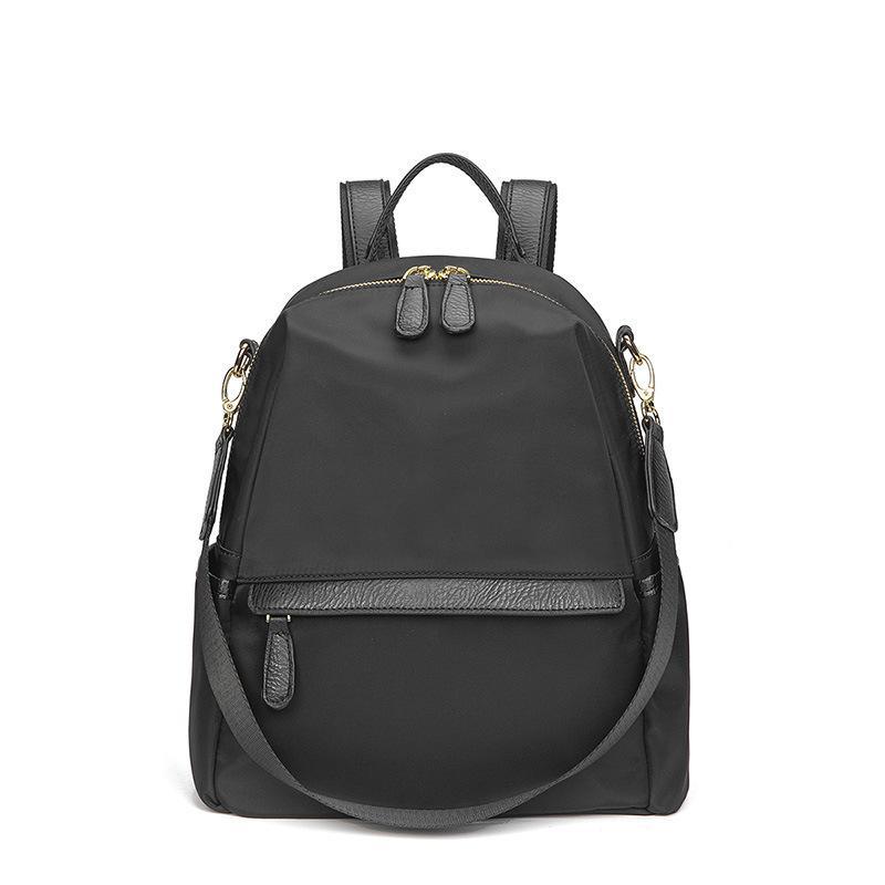 2020 Moda de alta calidad Mochila femenina de cuero suave bolsa de la escuela para las chicas adolescentes bolsas de hombro nuevo viaje C1479