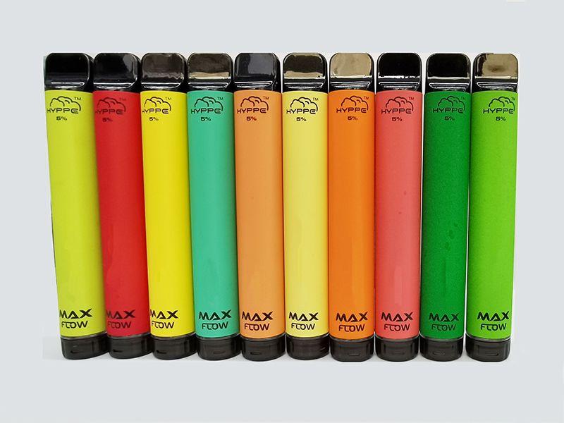 최대 흐름 2000 퍼프 일회용 vape 공기 흐름 조정 가능한 전자 담배 900mAh 6.0ml 장치 bang xxl 에어 바 럭스