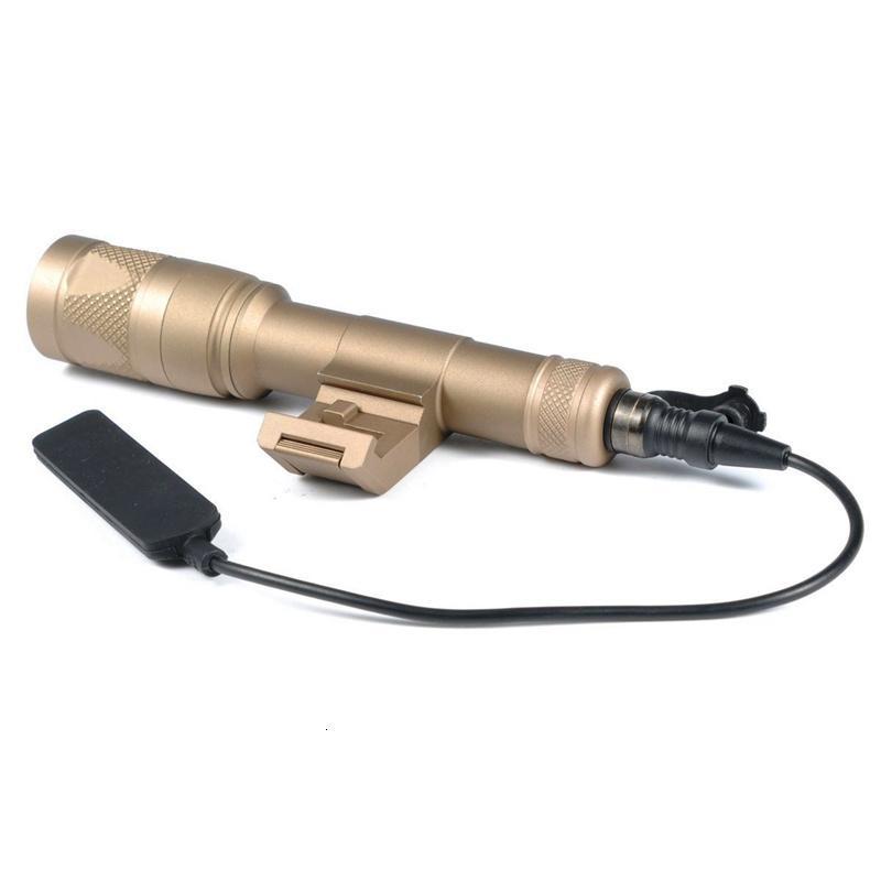Свет IFM Tactical M600V Светодиодный фонарик Scout Softair Lanterna Охотничьи Светильники Сервинтовые Огни 1 N4PLI