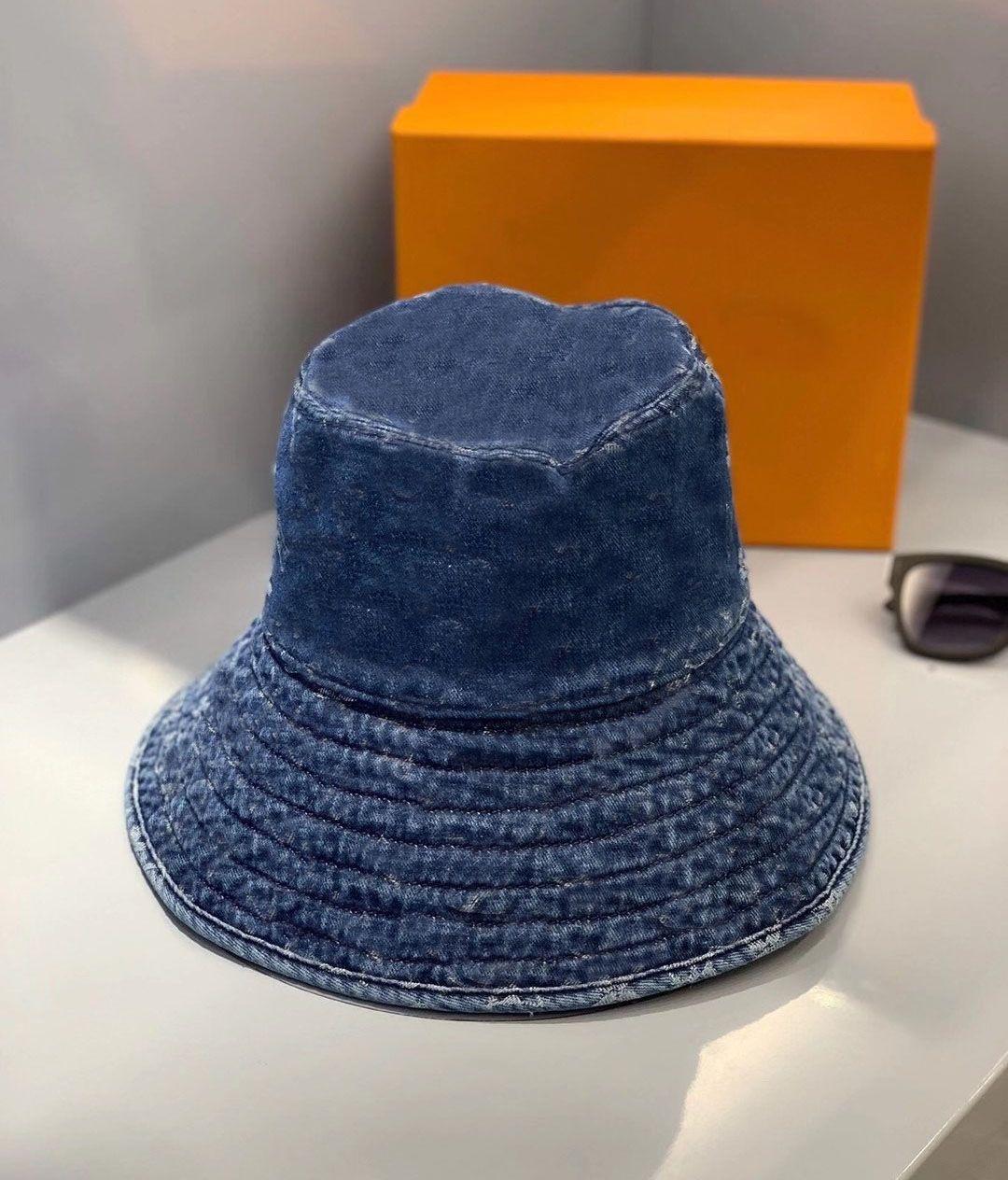 Fashion Mens and Women Bucket Hats Baseball Cap Golf Hat Snapback Beanie Skull Caps Stingy Brim Top Quality For Gift HB1213