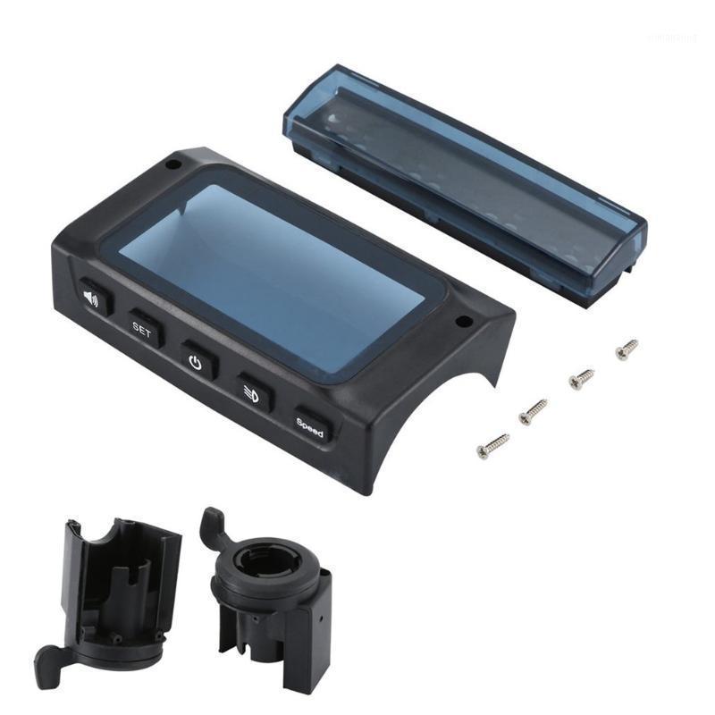 Elektrikli Scooter Parçaları Ekran Kapağı + Sol ve Sağ Başparmak Dönüş + Lamba Kapak KUGOO için KUGOO S1 S2 S3 ONLENY1