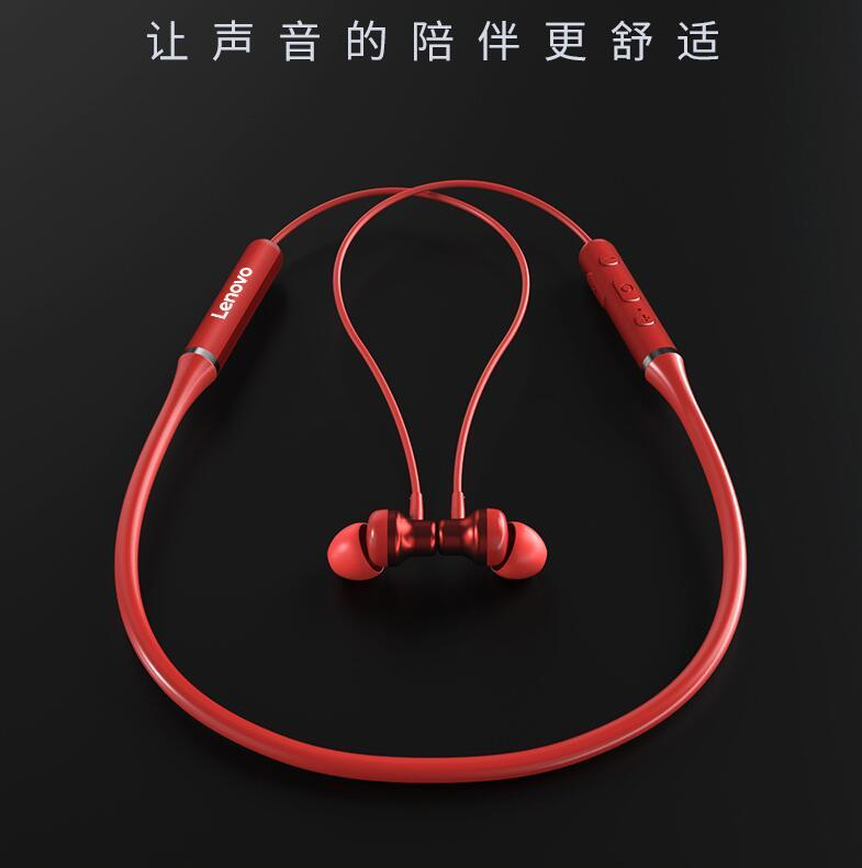 Lenovo XE05 Bluetooth headphone wireless sports running two ears in the ear neck hanging super long standby battery 5.0