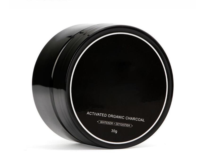 2020 Dropshipping en stock Uso diario de dientes Polvo de higiene oral Limpieza de la limpieza Premium activado de bambú en polvo de carbón