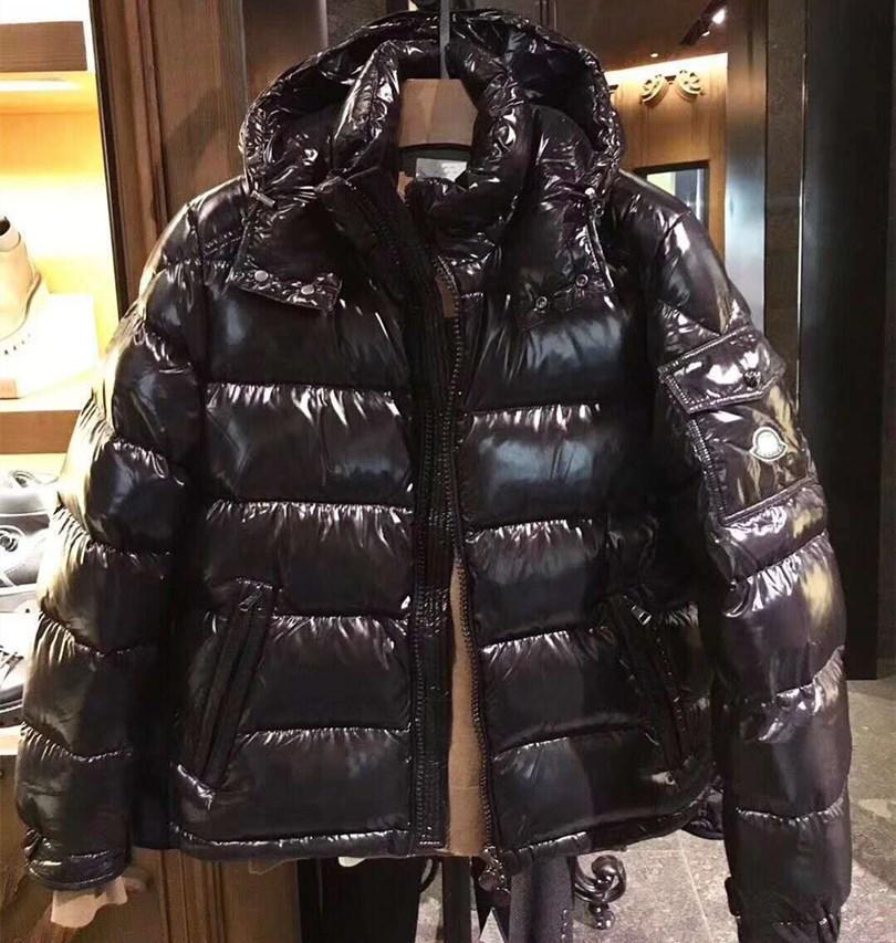 Hombre abajo chaqueta capucha tops hombres estilo británico invierno hombre monclair chaqueta parkas blanco pato abrigos moda capa negro abrigo de lujo abajo chaquetas
