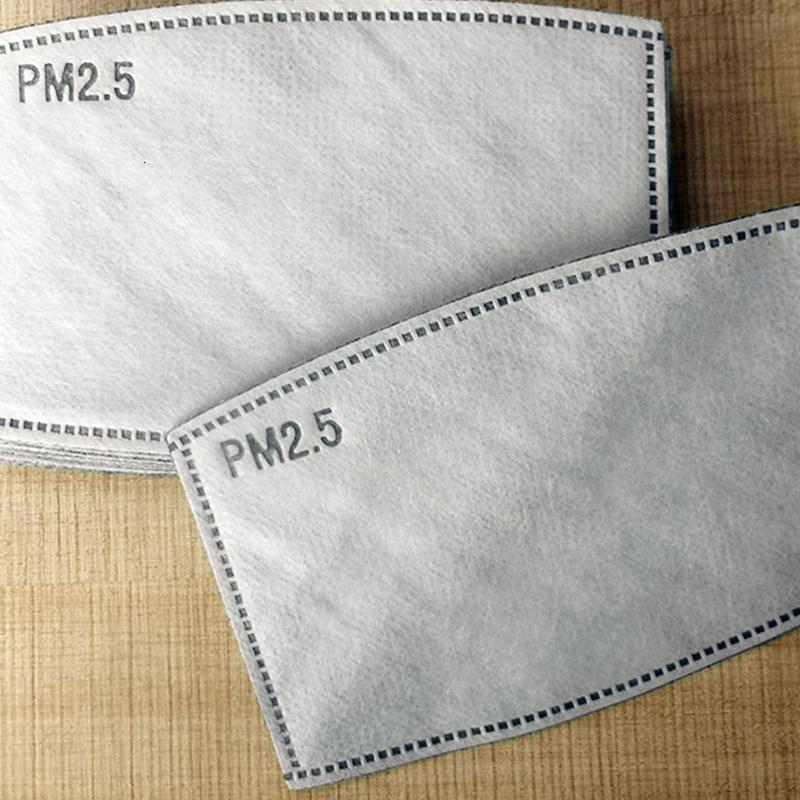 K 5 couches de joint P2,5 de protection PM 2,5 filtrant masque jetable faceK papier N remplacer 95 respirateur tampon filtre concepteur de masque