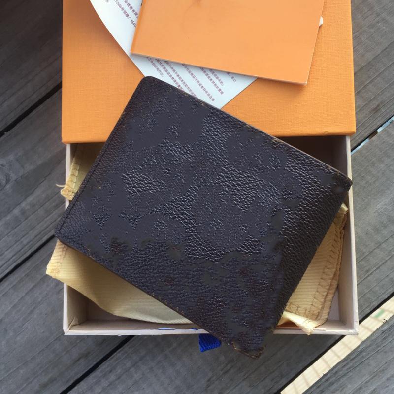 Luxurys Designers bolsas para carteiras cartão bolsa bolsa de designer de moda posição de moeda de couro real homens homens multifuncional portázio wri galq