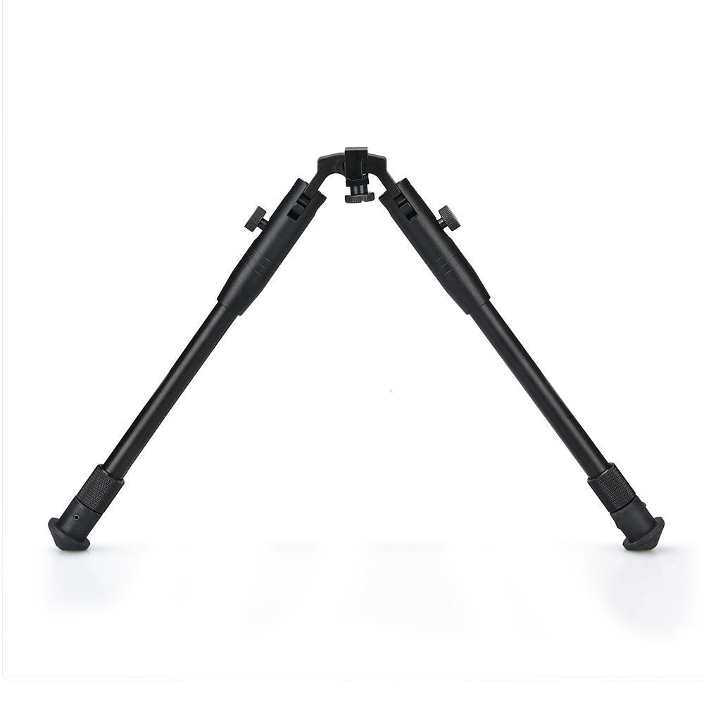 New Style 11 pollici Bipods Tactical BiPods in lega di alluminio Bipods Gamma di altezza di circa 218-299mm per uso esterno CL17-0025