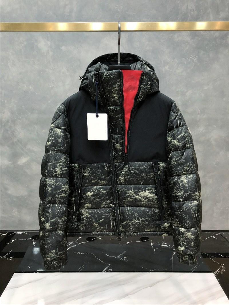Famous LAVEDAN Mens Jacket Parka Men Women Casual Down Jacket Coats Mens Outdoor Warm Feather Winter Jacket Doudoune Unisex Coat Outwear
