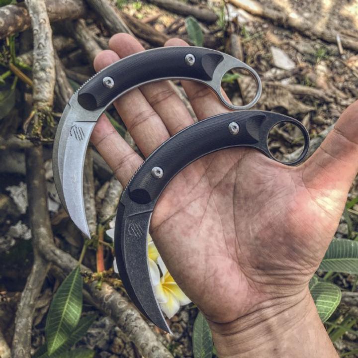 Karambit Knife10 Cuchillo plegable Herramienta de camping TOOLSUPTPLIER HUSHIGHT CALIDAD Browning Táctico Cuchillo de bolsillo EDC Herramienta al por mayor