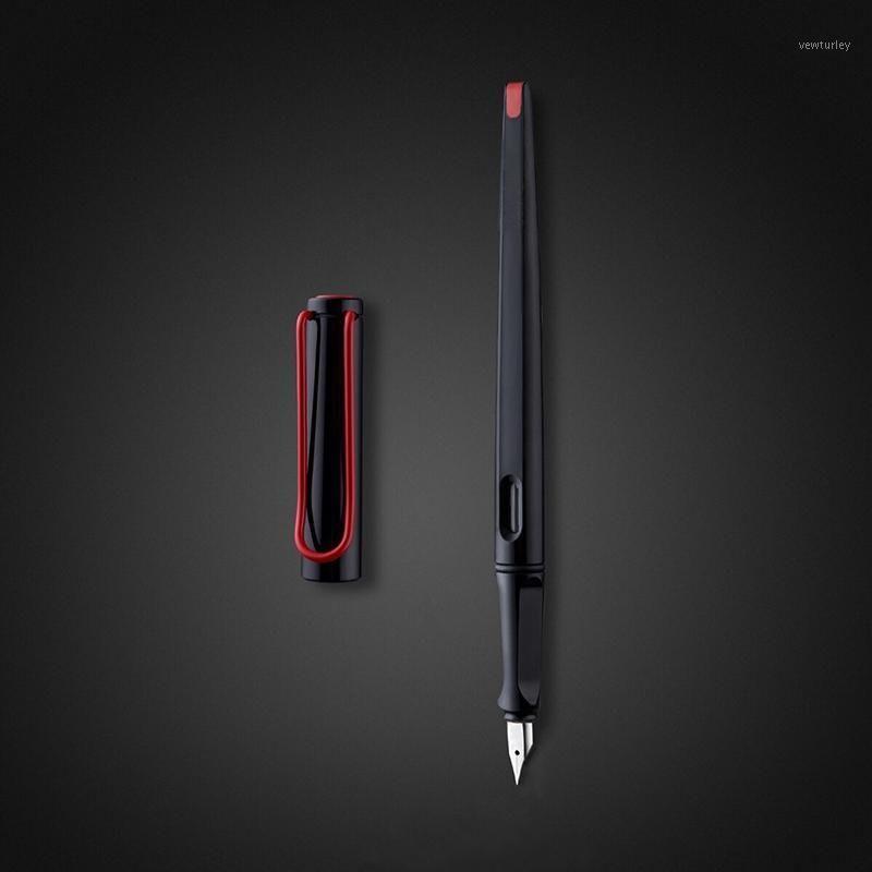 البلاستيك طويل الجسم نافورة القلم 0.38 ملليمتر حبر أقلام لكتابة دولما كليم بلوما فوينتي ستايلو بلوم كانيتا تينتيرو القرطاسية 10791