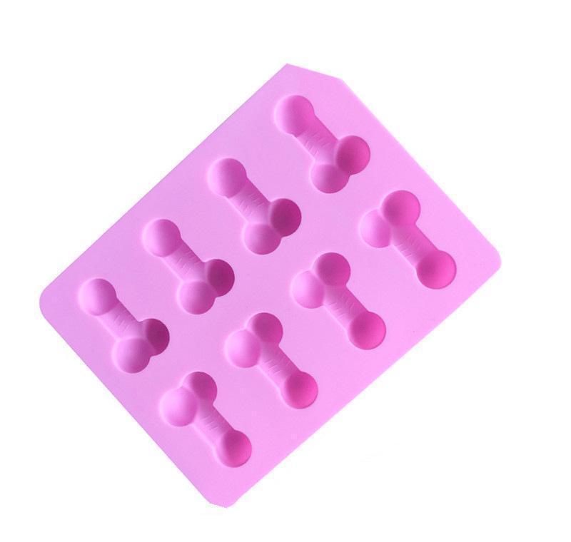 Поставки Шоколадные формы Cube Originality DIY Green 2 Flush Ice 9LD Смешные F2 Формы Украшения Летний Слой Торт Вкус SQCAO