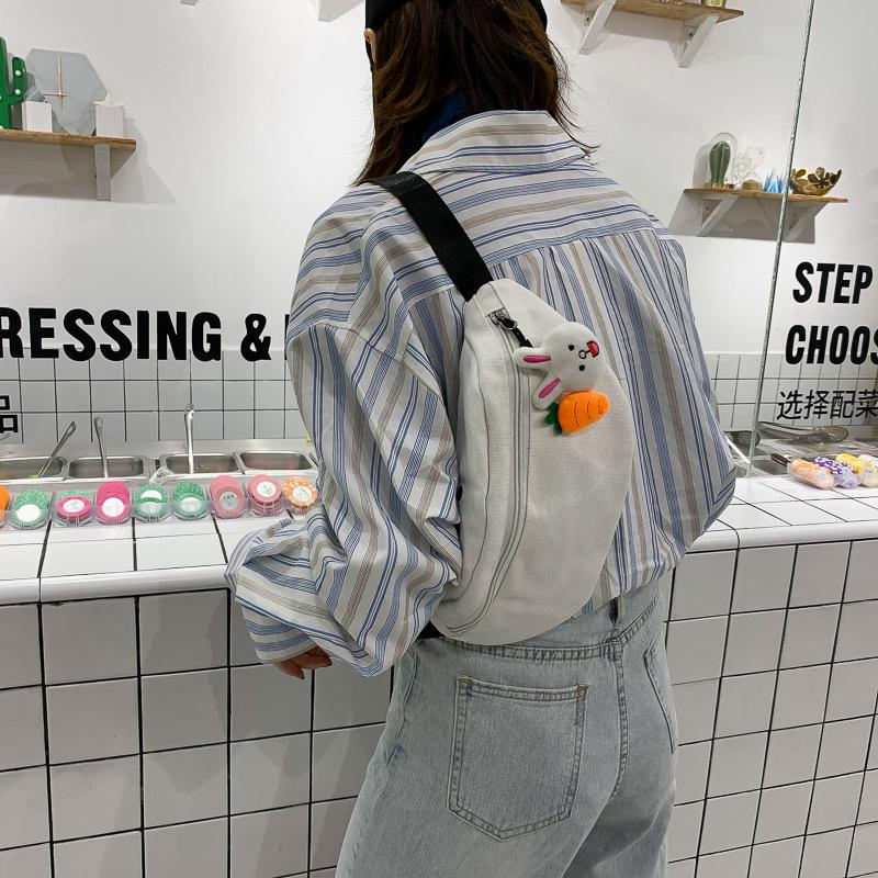Талия девушка женщина сумка мешок пояса мода 2020 мешок мужские женщины крест для Bumbag Banane кролик QS CXDGB