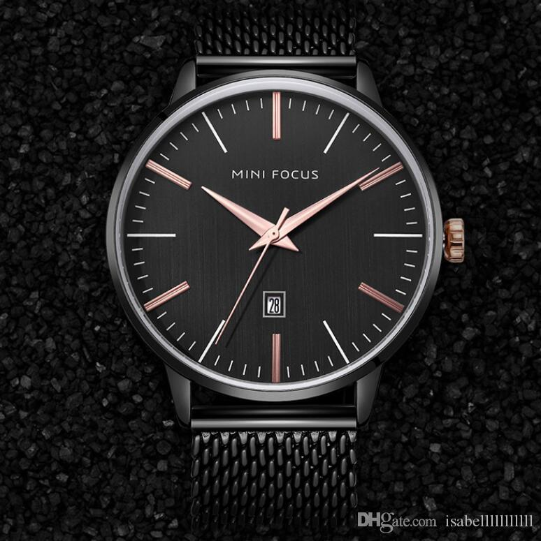 Speial Time Men`s Watch Casual Classic Simple Design Watches Fashion Business Wrist Watch Men relogio masculino