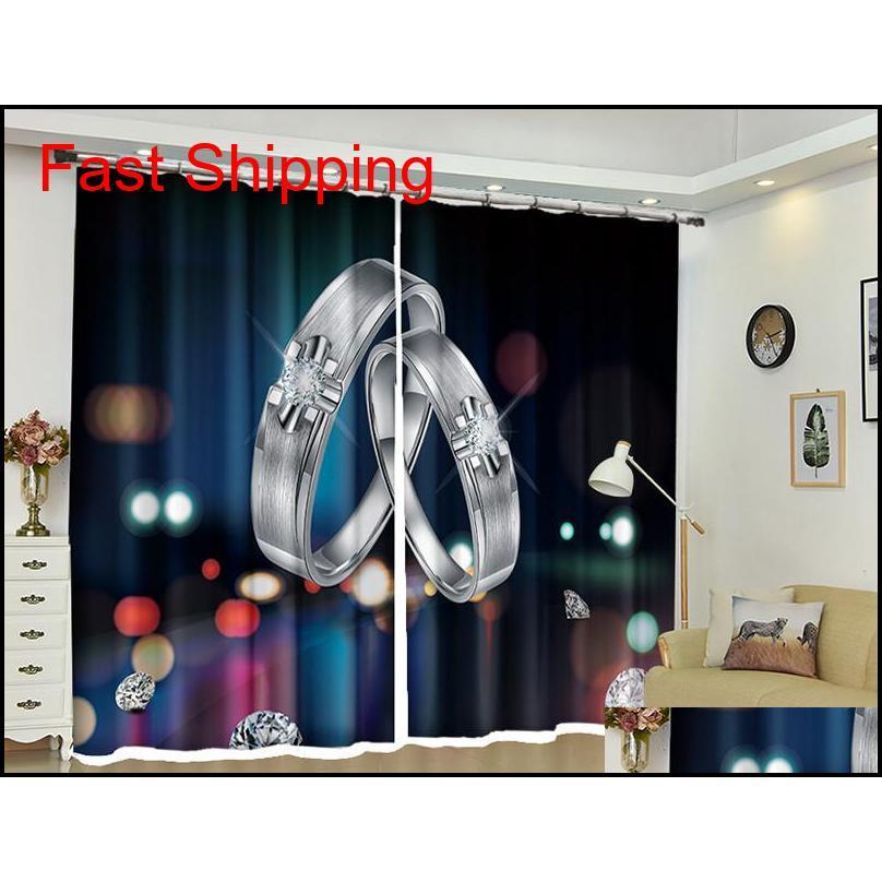 Индивидуальные черные шторы Billiards 3D печатают окно украсить драпировки для гостиной кровать комната офис Hote Jllhnh BDEBAB