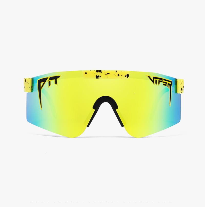 2021 Novo 75% Off The 1993 Pollarized Sports Outdoor Ski Goggles Pit Viper Sunglasses NMFN