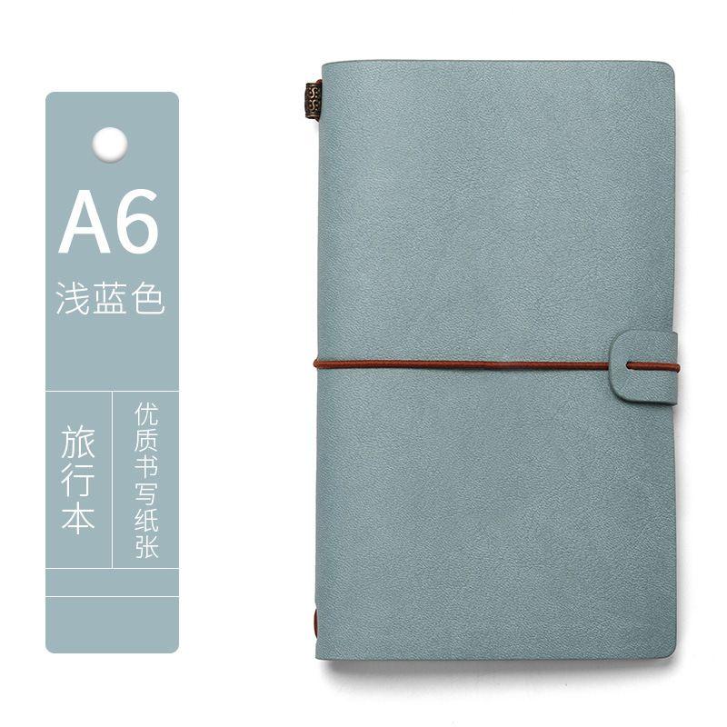 Commercio all'ingrosso set creativo A6 notebook Business retro semplice notebook semplice notebook notepad
