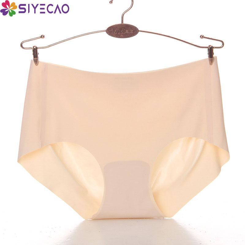 2020 Nuovo stile Biancheria intima Donne Lingerie Senza soluzione di continuità Anti-NOP GUSTEME Femminile Mutandine Panties Slip da donna Interni Ropa