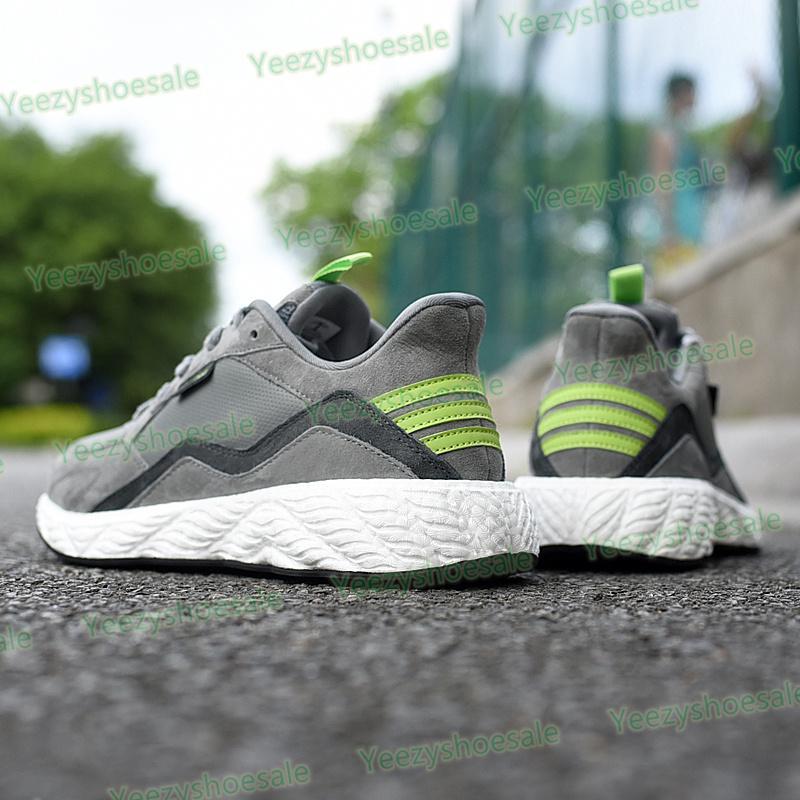 Treeperi Runner Grey Volt US 8.5 EUR 42 для мужской обуви кроссовки