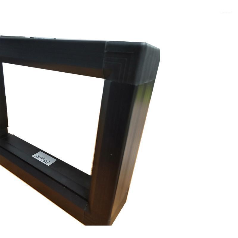Venta caliente BF9045 Black LED Pantalla de pantalla Marco 90x4.5x0.55x6000mm Perfil de aluminio1