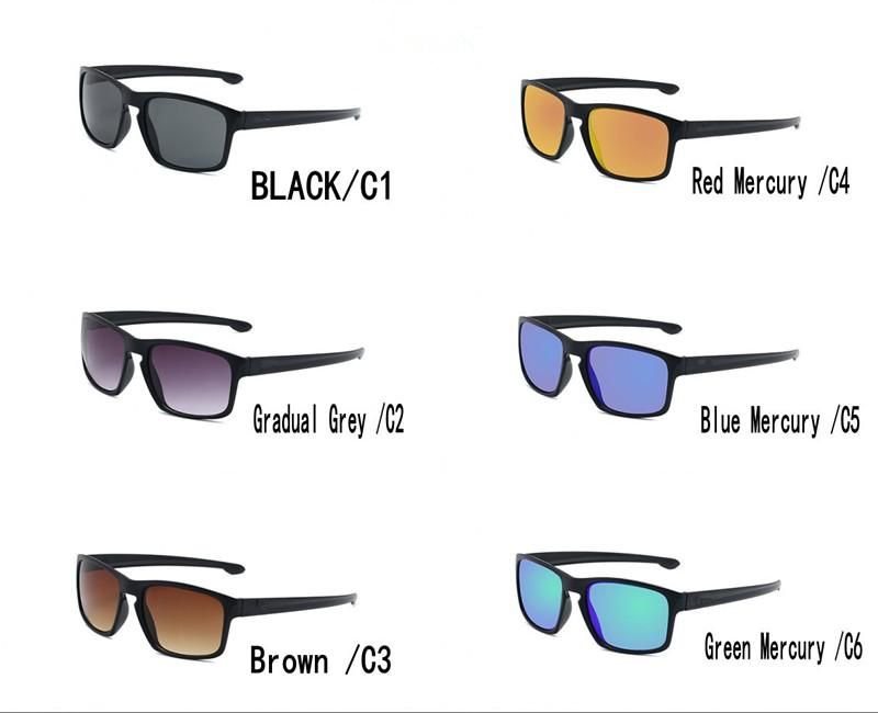 Unisex Brand Солнцезащитные очки Мода Beach УФ Защита Солнцезащитные Очки Мужчины Женские Квадратные Велоспорт Наружные Очки 9278
