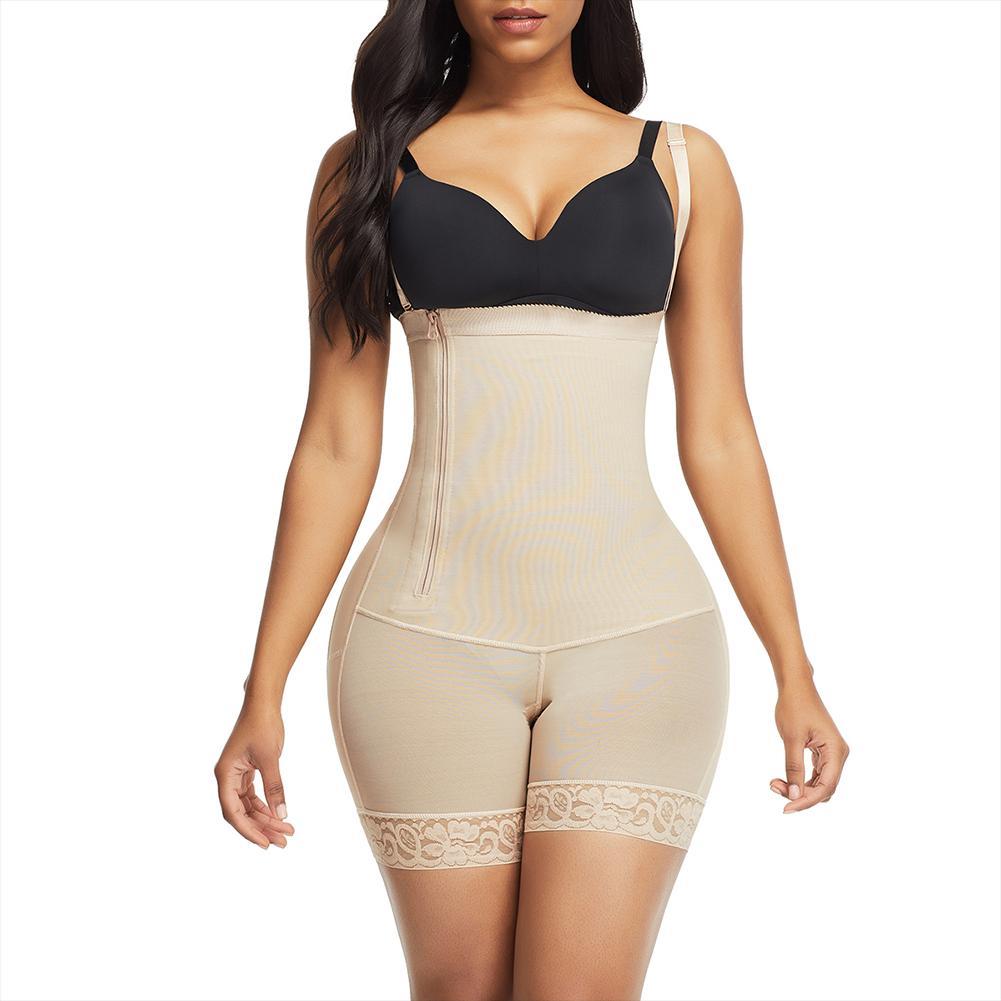 Kolombiyalı indirgeyici kuşaklar kadınlar karın kontrol popo kaldırıcı vücut şekillendirici post liposuction bel eğitmen korse zayıflama iç çamaşırı Z1210