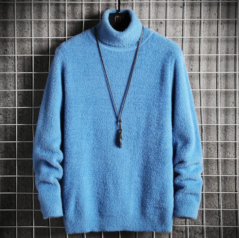2020 Maglioni di Natale da uomo inverno Maglioni maschili Maglioni per uomo per uomo Trepiatti caldi Pullover Casual Tops W1500