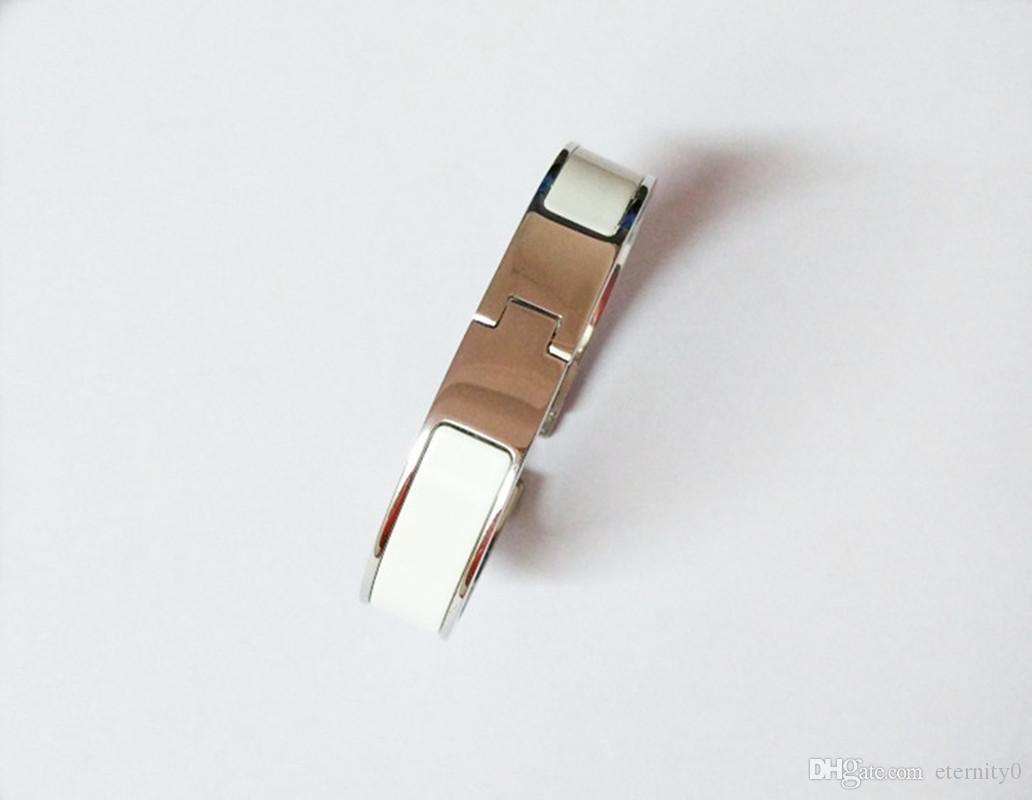 Moda Titanium Steel Banhado 14k Ouro Francês Langcai Pulseira Adequado para Mulheres Amor Pulseira Jóias