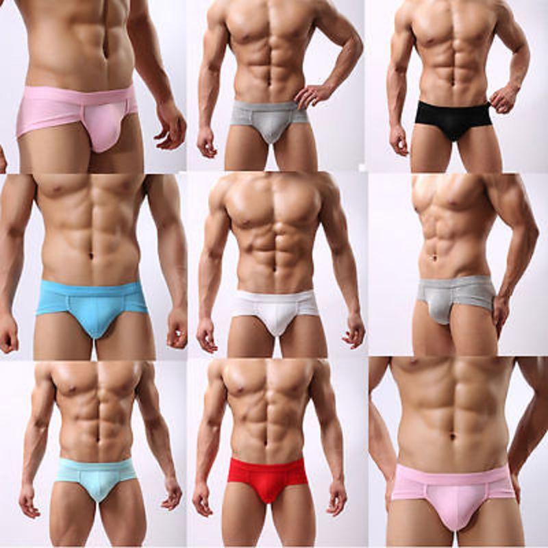 Sous-vêtements de taille moyenne pour hommes, troncs de natation de bore courts, L-XXXXX L