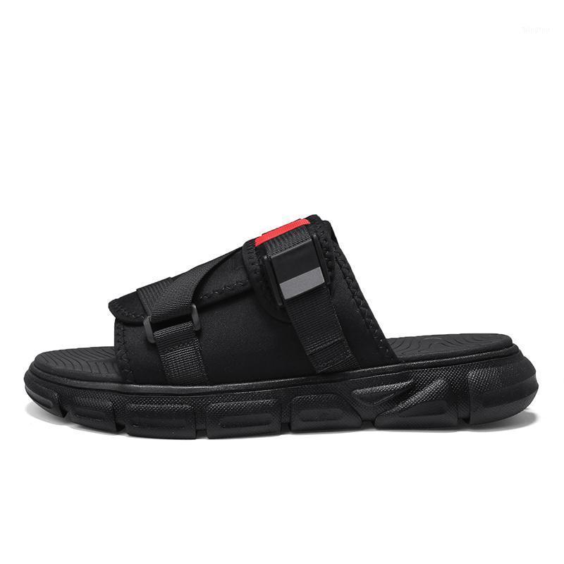 Sandalias Da Vietnam zapatos de diapositivas Heren Hombre Romano Masculina Hombre Deporte Erkek Masculino Rasteira Transpirables 2021 Sandalias-Men1