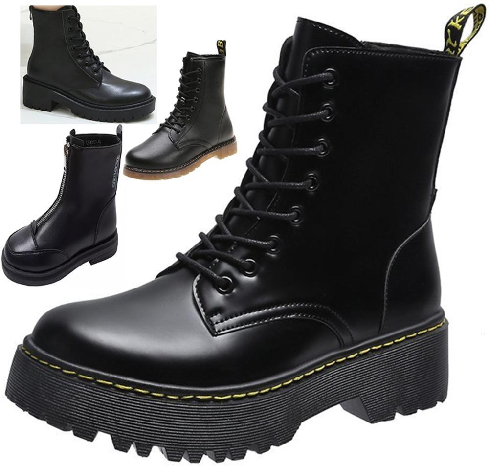 2020 أحدث الجلود عالية أعلى الأحذية عارضة أزياء المرأة laarzen 35-40 الحجم