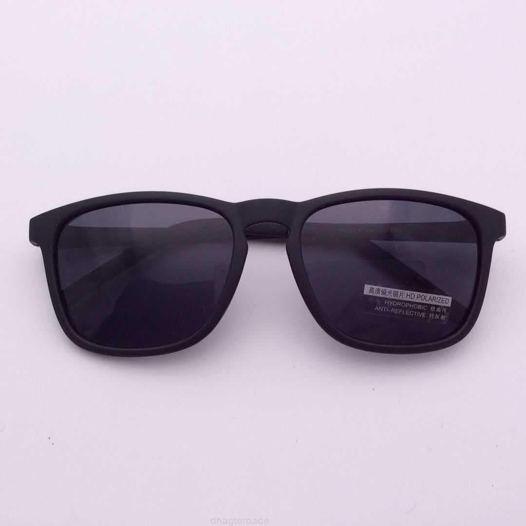 Gafas de sol polarizadas de grado ultravioleta anti ultravioleta TR90 para hombres y mujeres