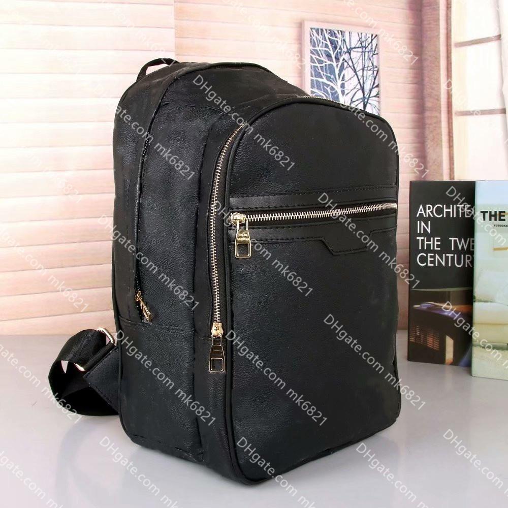 Clássico christopher mochila luxurys designers bolsas homens mochila de couro ombros bolsa sábilo saco de escola clássico michael mochila
