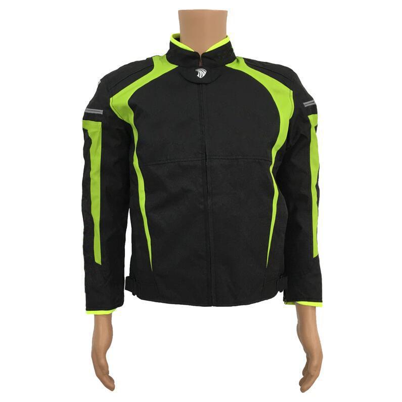 دراجة نارية سترة الشتاء الدفء دراجة نارية رايدر سباق دعوى الملابس الباردة سباق معطف للرجال شحن مجاني