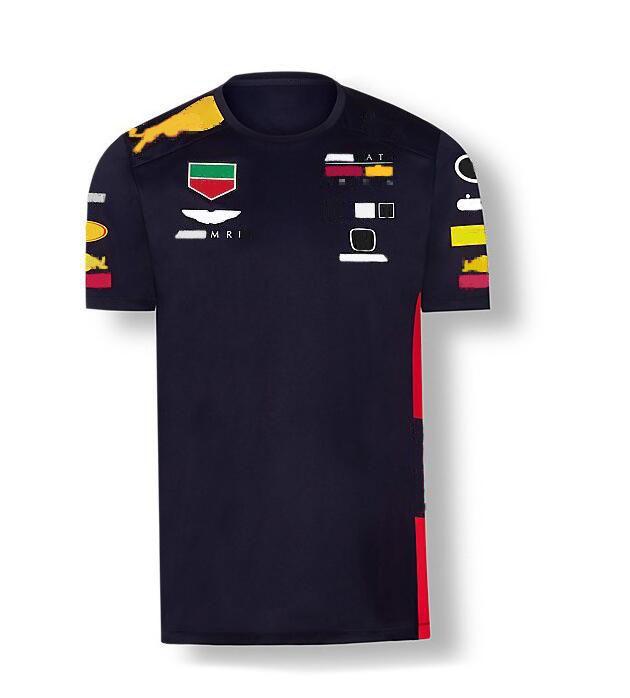 Formule F1 Summer 2020 Vente à chaud Polo-chemise à la vente à chaud Haut hors route Moto Costume de course de la montagne Vélo de descente Polyester Séchage rapide