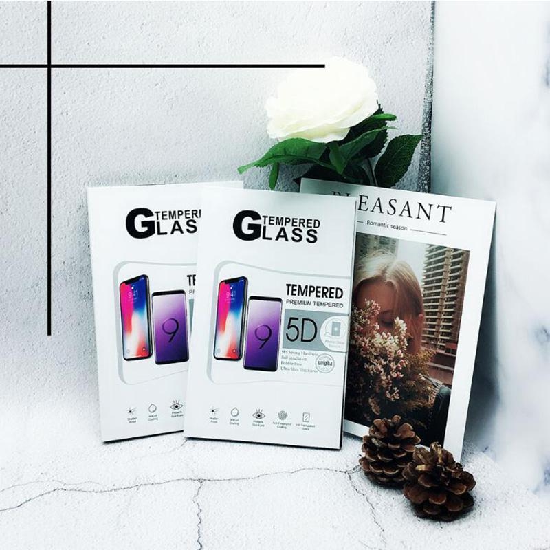 20 Empaquetado universal endurecido S20 12pro iPhone Samsung 12Pro Note 12 Mobile 100pcs Película Box Max para Película para teléfono A71 UTMKC