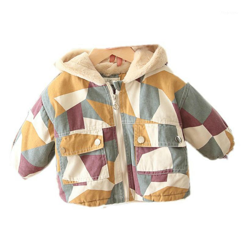 Original Zebra Lembre-se de crianças meninos inverno casaco morno bebê meninos engrossar pelúcia camuflagem jaqueta crianças outwear criança casacos1