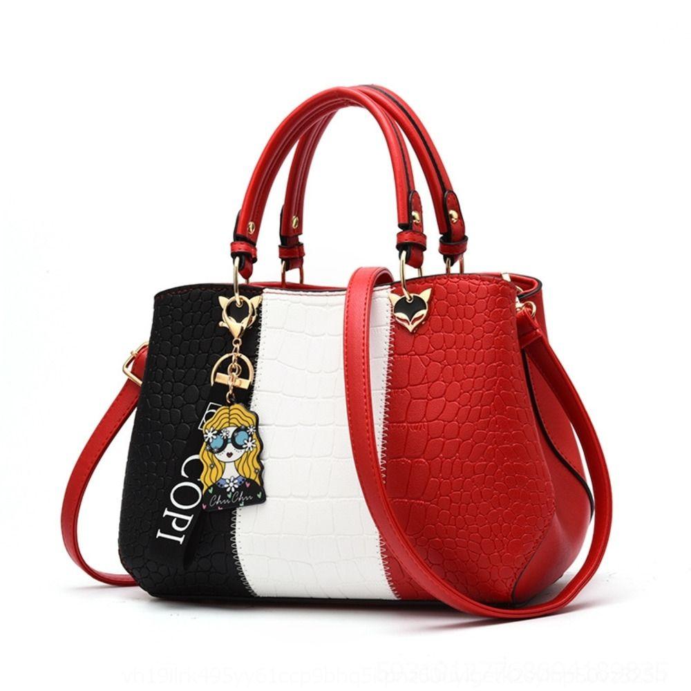Knnz Lomelobo Designer H1BL8608 Bolsa de Messenger de cuero Señora Multi Bolsillo Zipper Hombro Hombro Mujer Alta Calidad Crossbody Handbag Genuino