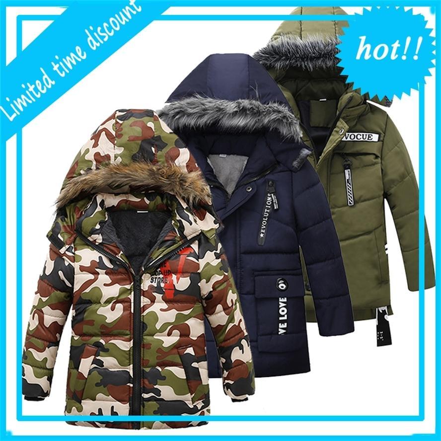 Jas Kids Hot Herf Кужеки для девочек Детские пальто Пальто снежные Носить мальчики Парки Снегский Смимлач Джерси вскользь