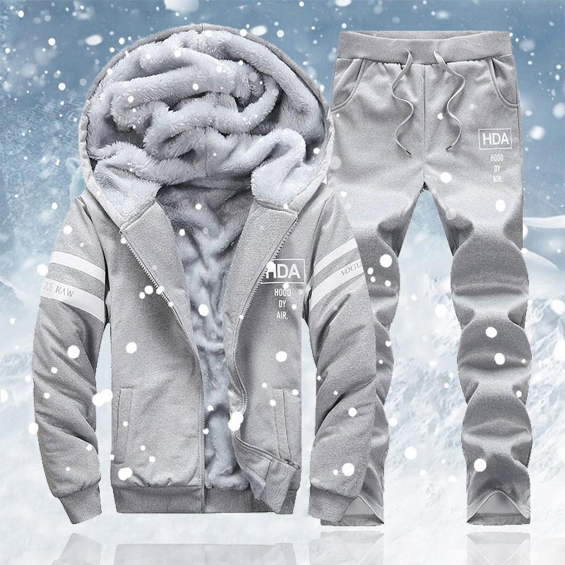 Sweats à capuche d'hiver pour hommes 2020 NOUVEAUX HOMMENT FLEXE CHAUSSURE CHAUCHE CHAUCHE SET SET Lettre Sweatshirts Sweatswear Curswear Costumes LJ201125