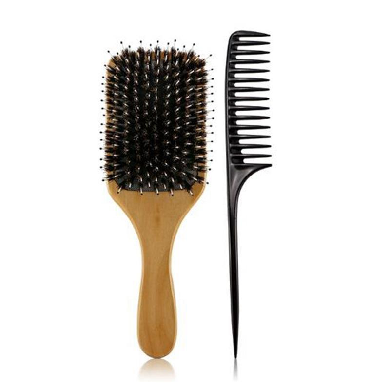 Hair Brushes Small Size Massage Comb Gasbag Anti Static Air Cushion Wet Curly Detangle Brush For Hairdressing Styling