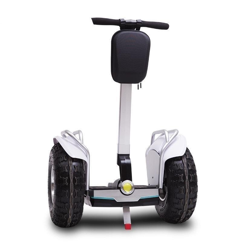 Daibot Offroad Hoverboard Zwei Räder selbstausgleichende Roller mit Bluetooth-Lautsprecher 19 Zoll 60V 1200W * 2 Roller für Erwachsene