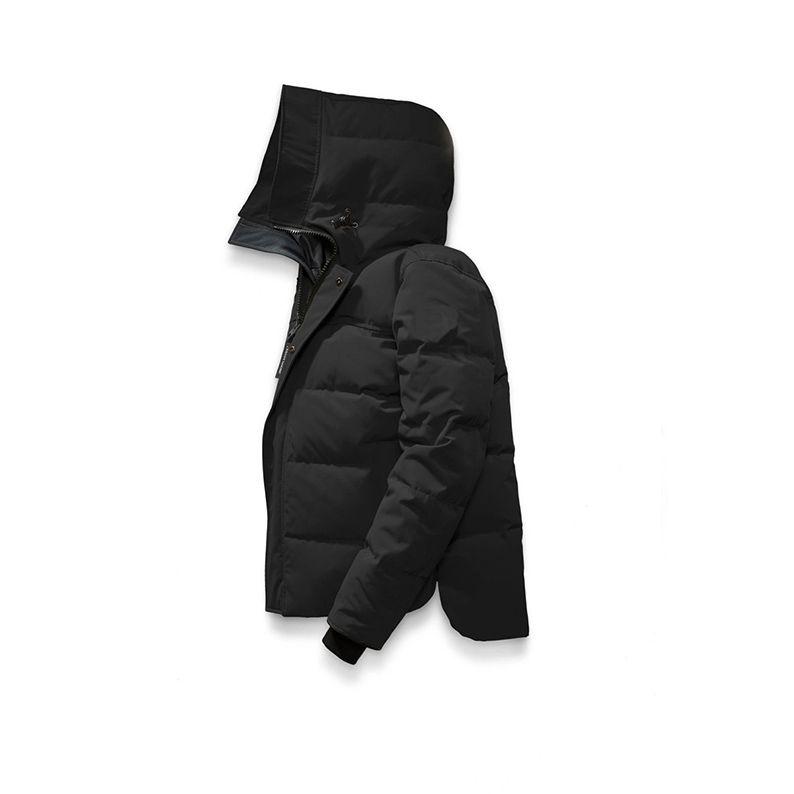 2020 Jaquetas masculinas Veste Homme Outdoor Inverno Jassen Outerwear Big Fur com capuz Fourrure Manteau Casaco de penas Hiver Parka Doudoune