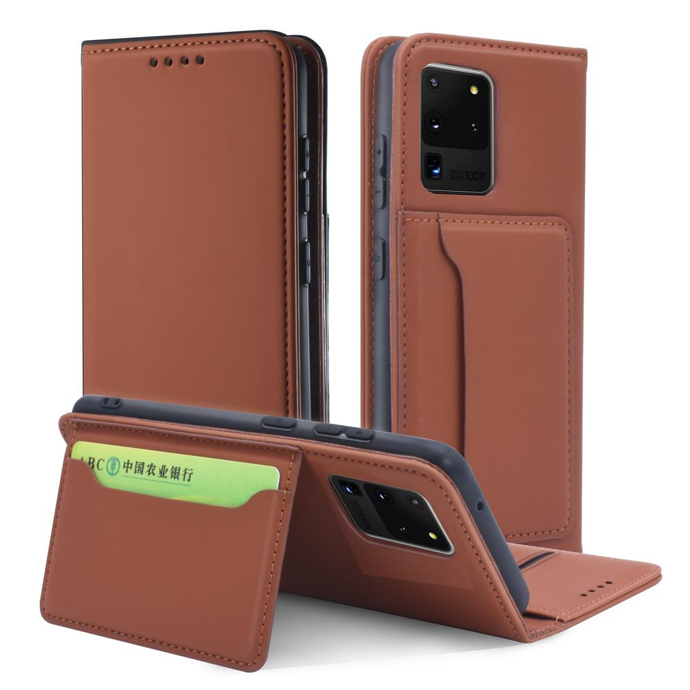Luxury Real Wallet Card Flip Кожаные чехлы для Samsung Galaxy S21 Ultra S20 FE Примечание 20 плюс A72 A52 A42 A32 A12 A02S A71 A51 A31 A21S A71 A51 A31 A21