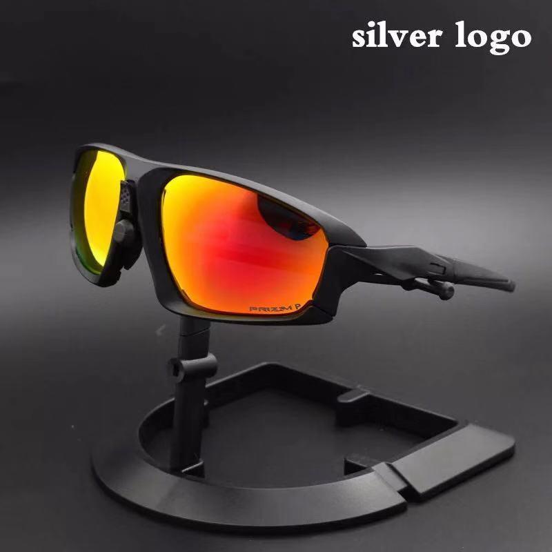 Очки для велосипедов моды Велоспорт Открытый спортивные солнцезащитные очки поляризованные очки мужчины женщины велосипедные очки с коробками
